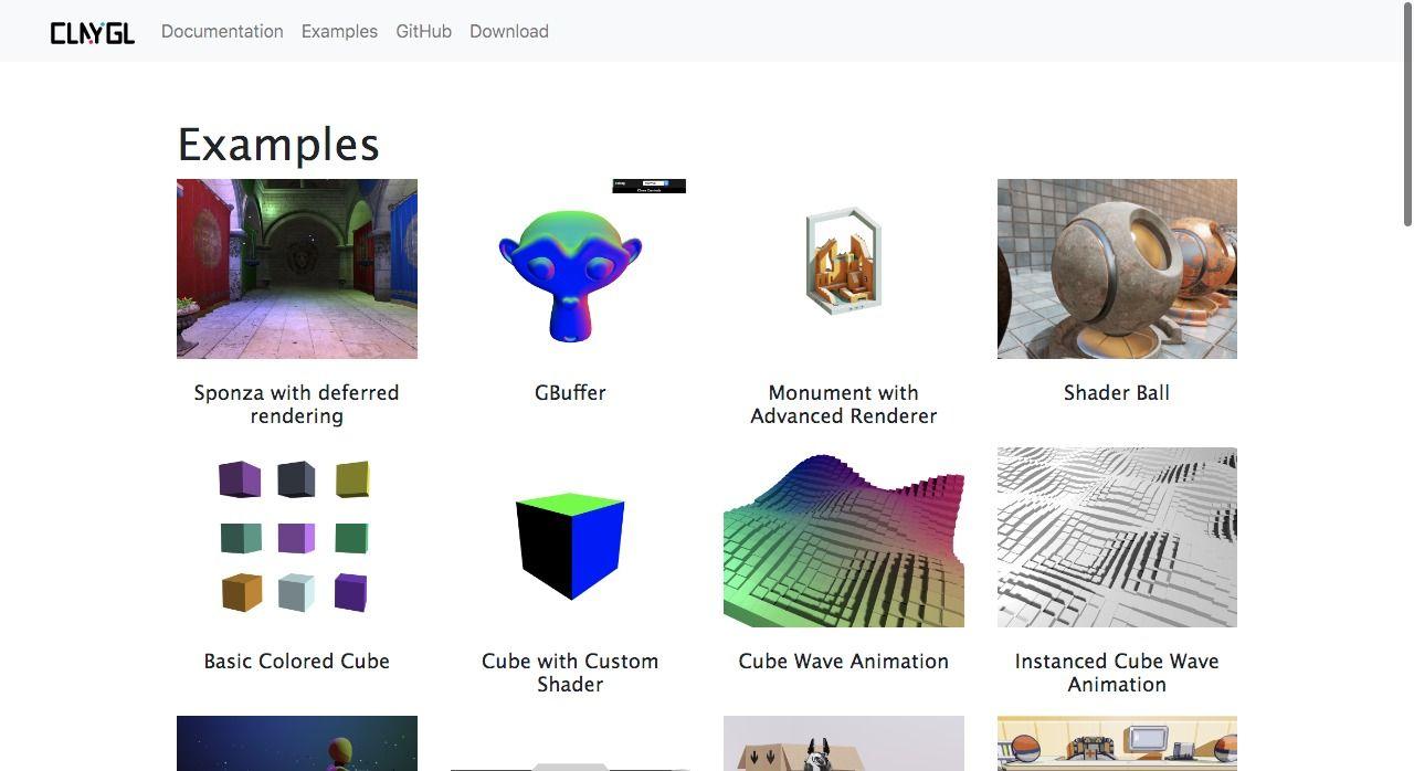 20 Open Source WebGL Frameworks