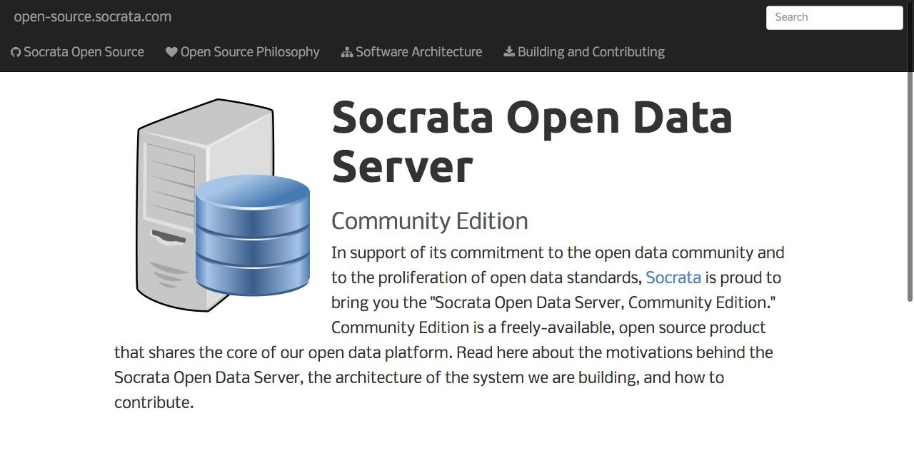 Top 16 Open source Data Portal Solutions for Open Data Publishing