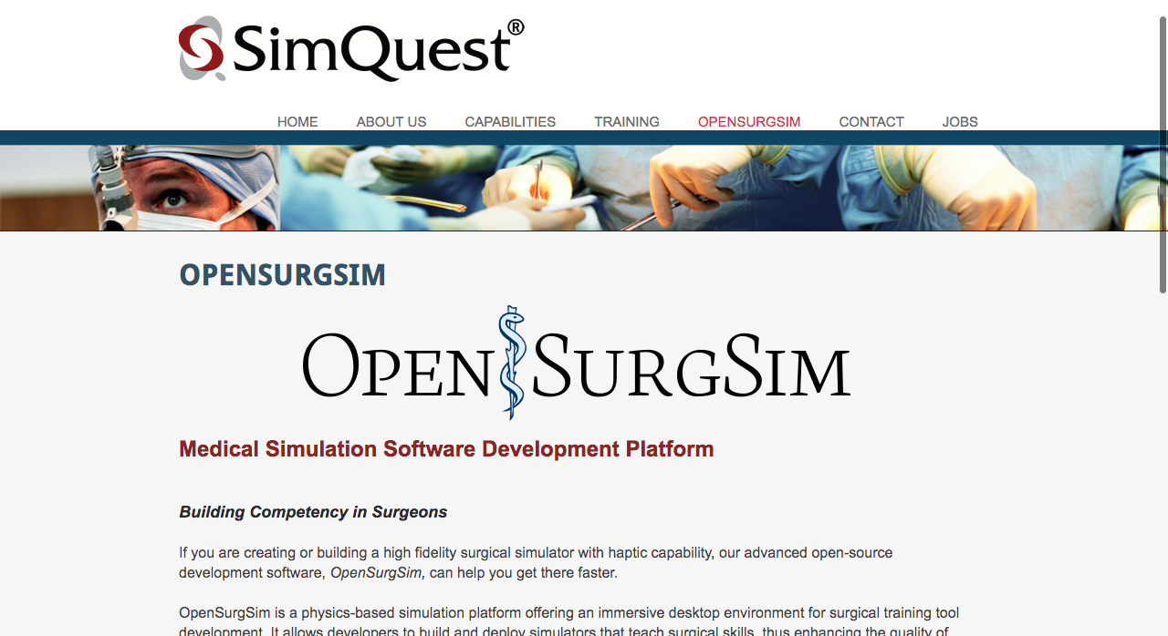 Top +15 Free Open source Medical Simulation Projects for
