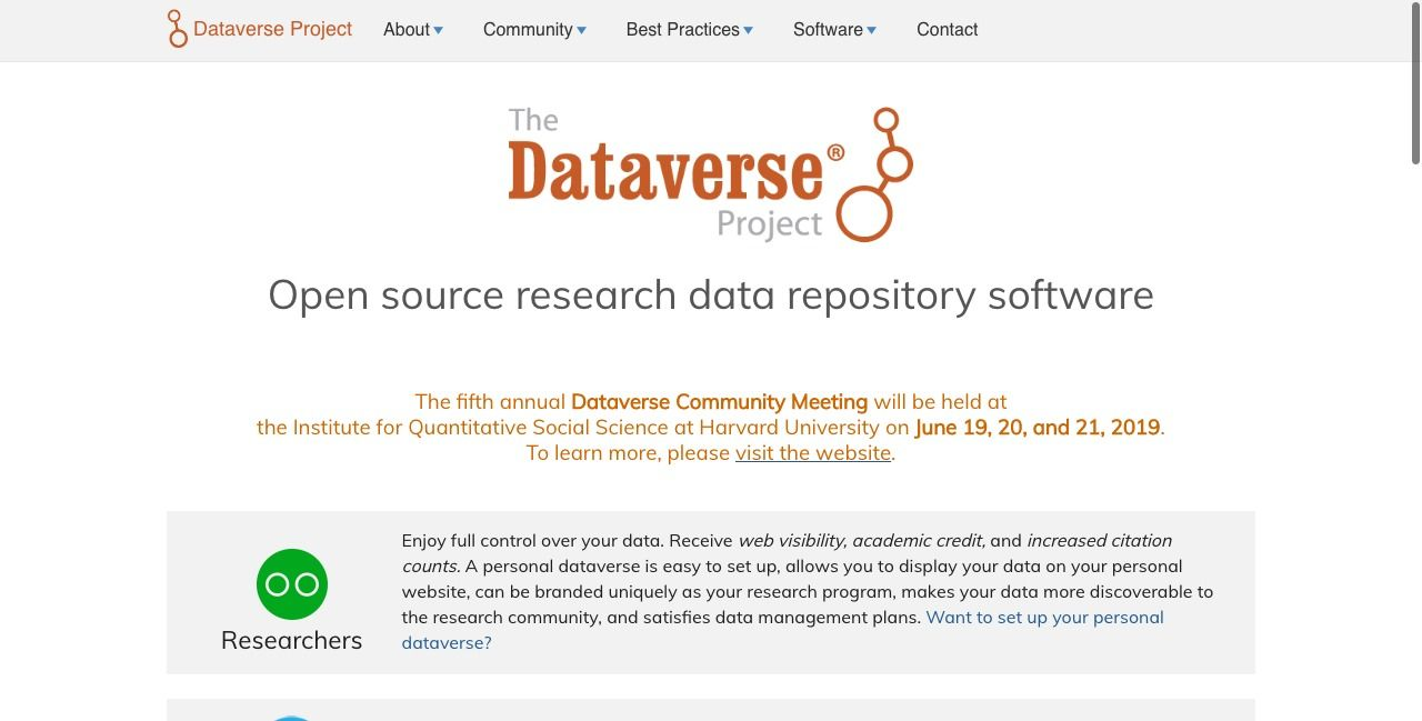 Top 16 Open source Data Portal Solutions for Open Data