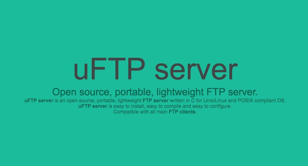 15 Free Open source FTP Servers