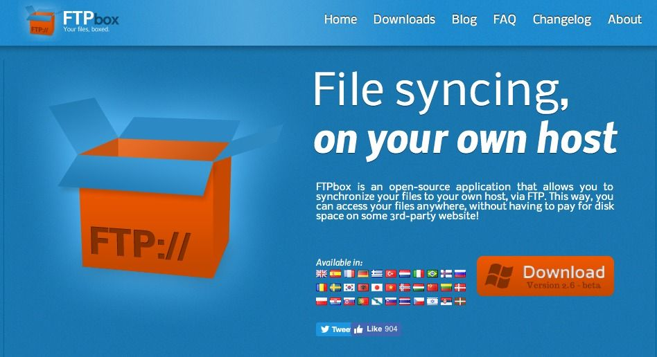 10 Recommended Free, Open source FTP Clients for Windows, Linux & macOS