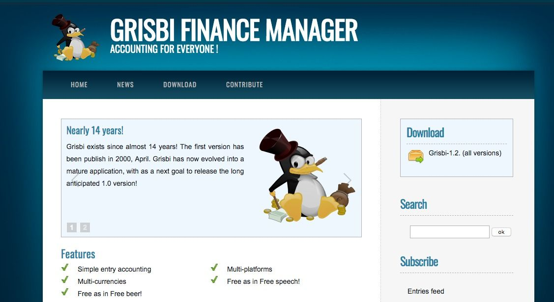 Best 7 Free/ Open source Personal Finance & Accounting