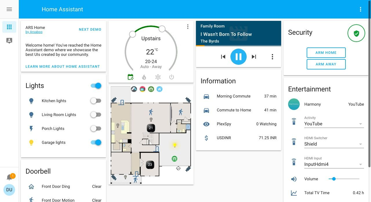 17 Open-source Free Home Automation Systems