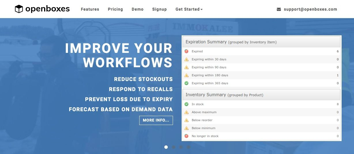 12 Free Open-source Inventory and Warehouse Management Solutions