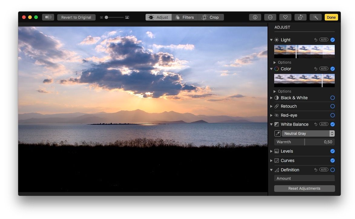 free open source photo editing software