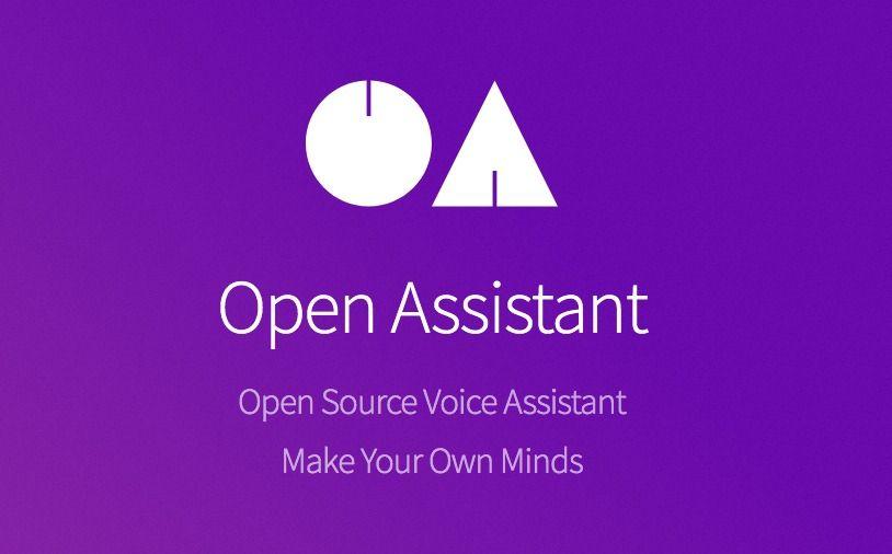 Open Assistant un asistente Open Source