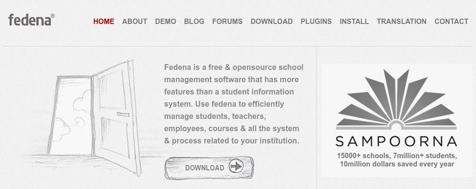 Fenda School Management System