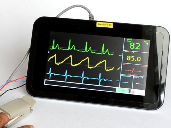 Top 15 Raspberry Pi Medical and Healthcare IoT Projects